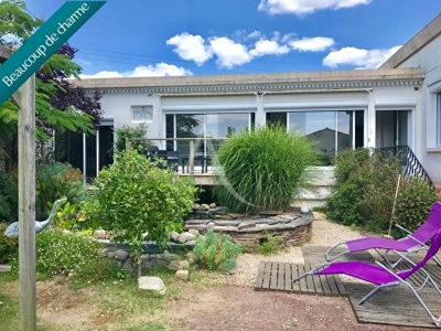 Maison d'exception Machecoul 255M²